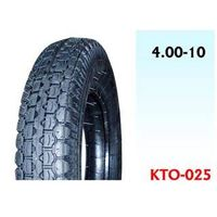 sell scooter tyre and tube, 4.00-10 thumbnail image
