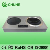 Home appliance commercial induction cooktop