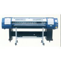 Flat Bed Solvent Inkjet Printer with 1440DPI
