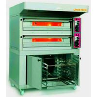 Electric Pizza Oven , dual deck