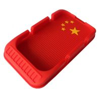 promotional gifts pvc non slip car mat for mobile phone and GPS