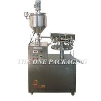 TOSF-25A Semi-automatic Metal Tube Filler and Sealer thumbnail image