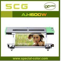 DX5 Water Based Printer AJ-1600W Large Format Printer