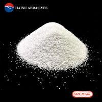 99.5% white fused alumina abrasive grain thumbnail image