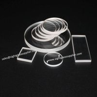 small size transparent glass lenses thumbnail image