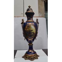 FRENCH STYLE VASES
