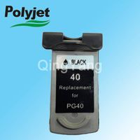 PG40 inkjet cartridge for PIXMA iP1180/PIXMA iP1880/PIXMA iP1980/PIXMA iP2580/PIXMA iP2680/PIXMA MP1