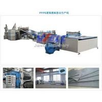 PE/PP plastic sheet production line
