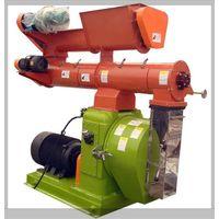 KJ-MZLH420 Pellet Mill/Pellet Press/Biomass Pellet Mill with ring die thumbnail image