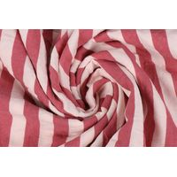 Whosales Customized Washed Cotton Stripe Fabric