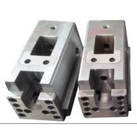 Precision Mould components, like carrier, slider