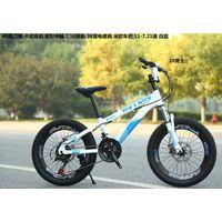 21 speed mtb 3.8 steel suspension fork bike