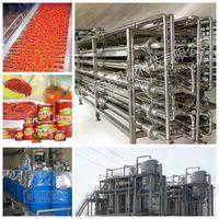 Tomato paste fruit paste production line machine thumbnail image