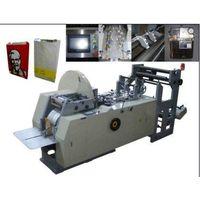 LMD-400 high speed fast food paper bag making machine thumbnail image