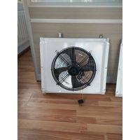 Aluminum radiator with flat tube thumbnail image