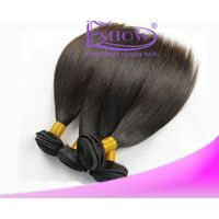 Factory price New arrival brazilian human hair from 8 inch - 44 inch wholesale black color hair