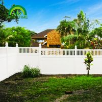 Cheap price privacy fence,garden fence for sale