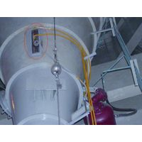 Auto-Loosen Device For Coal Bunkers