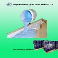 Condensation silicone rubber rtv2 for plaster casting cornice mold