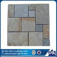 beautiful bathroom decoration stone mosaic tile