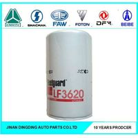 Spin-on truck/bus LF3620 oil filter factory lube filter