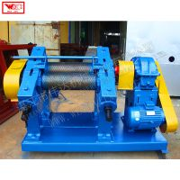 Natural rubber sheet pressing machine creper thumbnail image