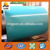 building construction material china supplier ppgi steel coil