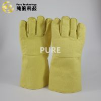 Good Quality para-aramid High temperature heat resistant Safety hand Gloves