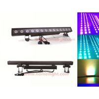 14x30W Outdoor Wall Washer Bar led DMX512 RGB 3in1 liner Lighting for building wall decoration thumbnail image