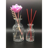 Flinting material Diffuser glass bottles