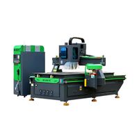 High quality cnc router machines for sale in China thumbnail image