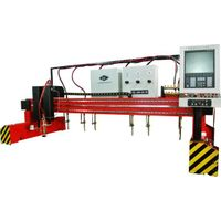 Gantry Multi-head CNC Flame Cutting Machine