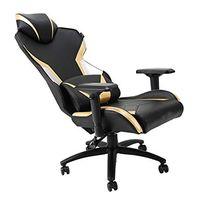 Moolo E-Sports Game Chair Ergonomic Executive Racing PU Leather High Back Boss Beauty Massage Gambli thumbnail image