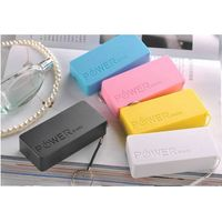 Best gift perfume style power bank 3600mah charger for smart phone thumbnail image