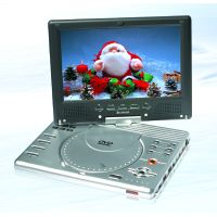 Portable LCD with DVB-T and DVD