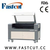aluminum laser cutter 1290 CE FDA approved with chiller