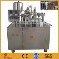 Semi-Automatic Plastic Tube Filling and Sealing Machine thumbnail image