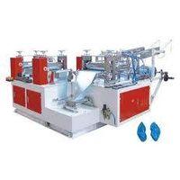 Mdel-CPE Plastic Shoe Cover Machine