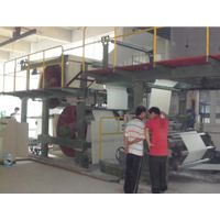 Carbonless (NCR) Paper Coating Machine