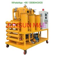 Double Stage Vacuum Transformer Oil Purifier, Insulation Oil Filter, Oil Filtering/Filtration System