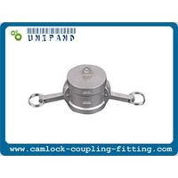 Stainless Steel Camlock Fittings (cam and groove quick coupling)-Type DC