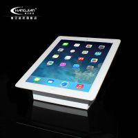 Hot selling Standalone alarm tablet display stand with lock