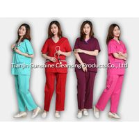 OEM Service Doctor Uniforms Medical Scrub