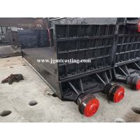 Sintering tables cars sinter machine sintering plant