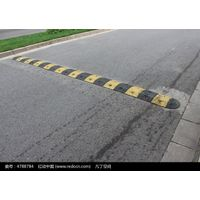 Traffic Safety Durable Rubber Speed Breaker Bumps For Sale