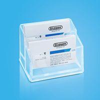 Glosen Two Lattice Plastic Name Card Holder C2152 thumbnail image
