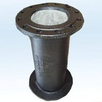ISO2531 EN545/598Ductile Iron Flange Pipe Fitting