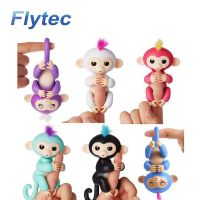 2017 Finger baby Monkey Rose Interactive Baby Pet Intelligent Toy Tip Monkey Smart Electronic Pet