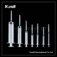 60ml Disposable Syringes with needle