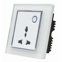 smart RF fashion Wireless remote control socket thumbnail image